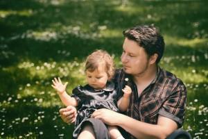 Renner s dcerkou Terezkou