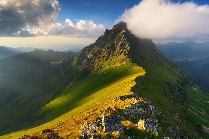 Slnečnou cestou - Vysoké Tatry-Široká