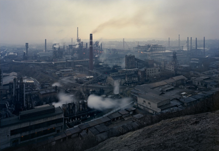 Viktor Mácha, drsná krása industriální fotografie